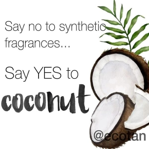 Coconut Eco Tan