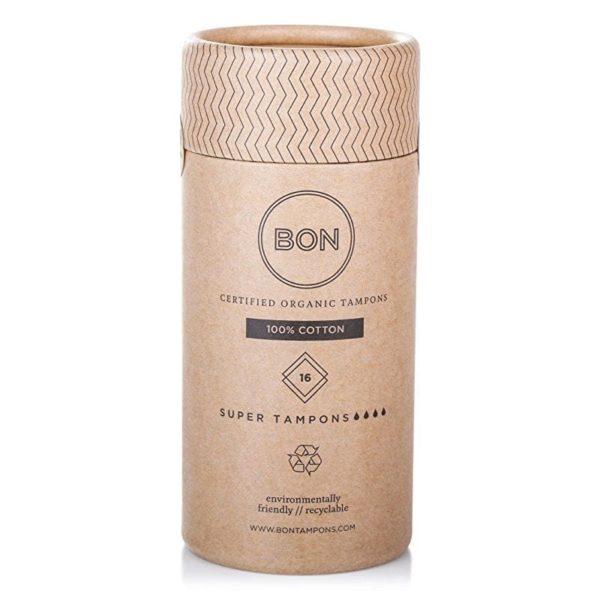 BON Organic Super Tampons