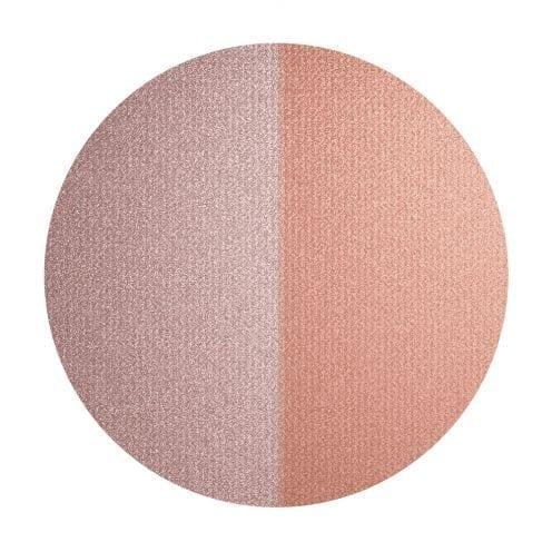 Inika Organic baked blush duo pink tickle