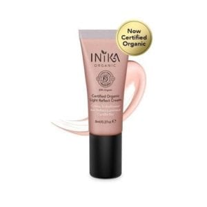 inika organic light reflect creme