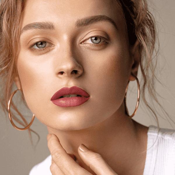 Eye of Horus Cosmetics Bio Lipstick Cleo Plum