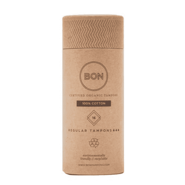 BON Organic Regular Tampons Main