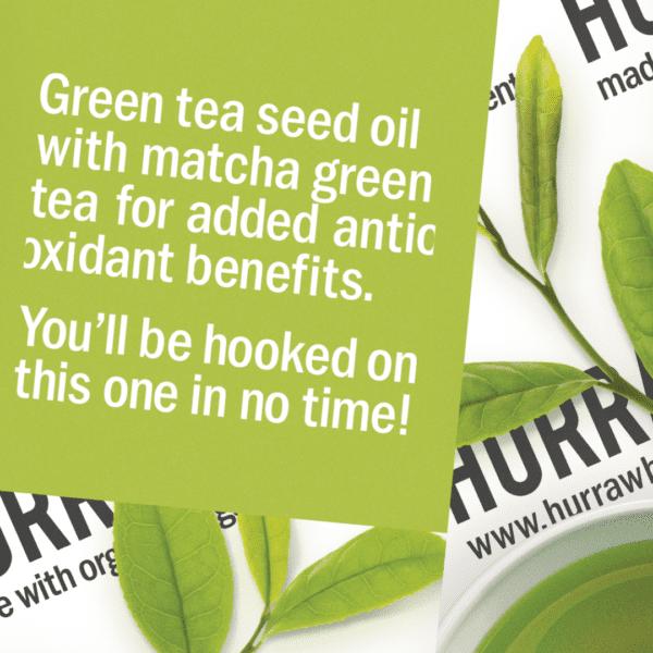 Hurraw Green Tea Balm