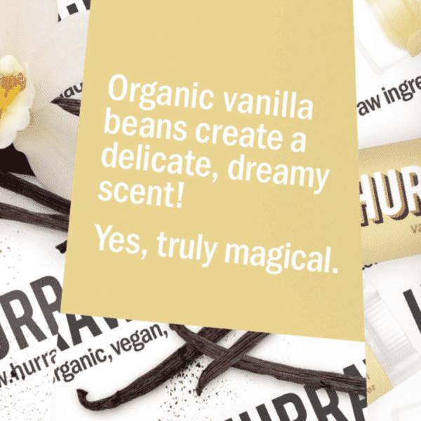 Hurraw Vanilla balm