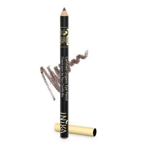 inika certified organic eye liner pencil coco
