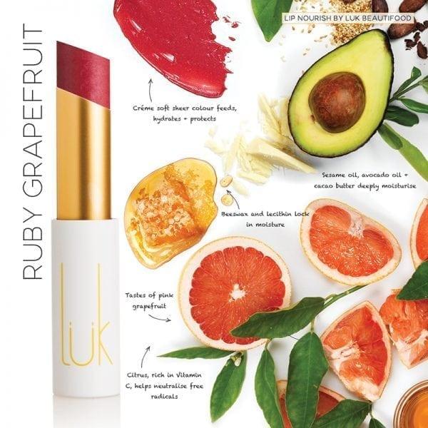 Luk beautifood ruby grapefruit