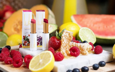 Edible Beauty – Lipstick made from food!