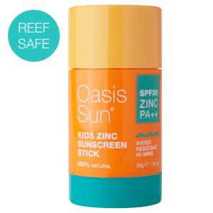 Oasis zinc sun stick