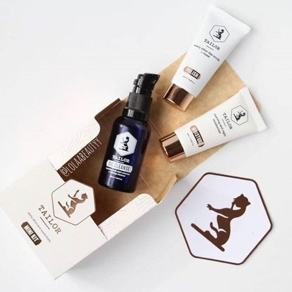 Mini Pack Travel Size Tailor Skincare