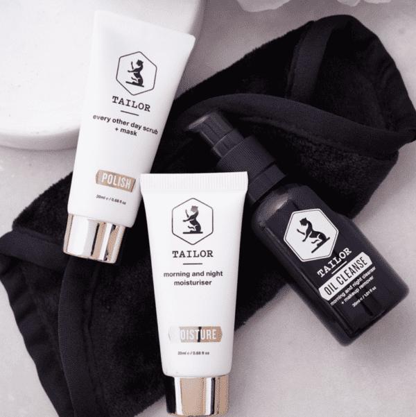Mini Kit Travel Size Tailor Skincare