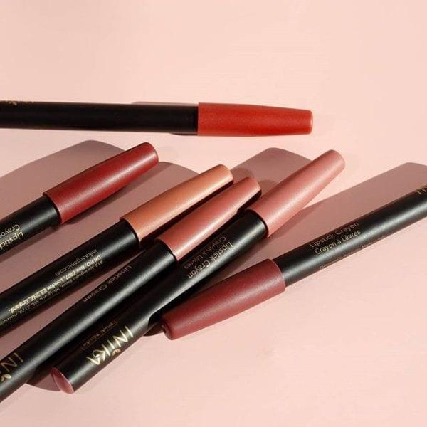 Inika Lipstick Crayons