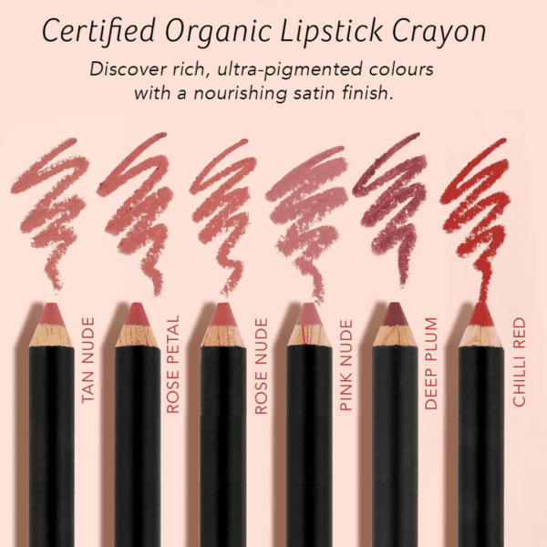 Crayon colour swatch