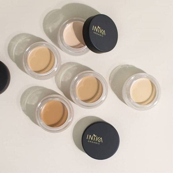 Inika full coverage concealer