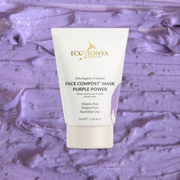 Eco by Sonya Face Compost Purple Power Mask