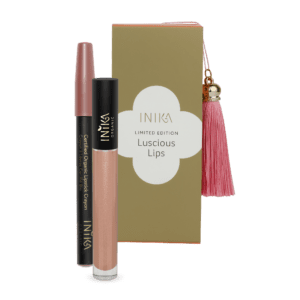 Inika Organic Luscious Lips Set